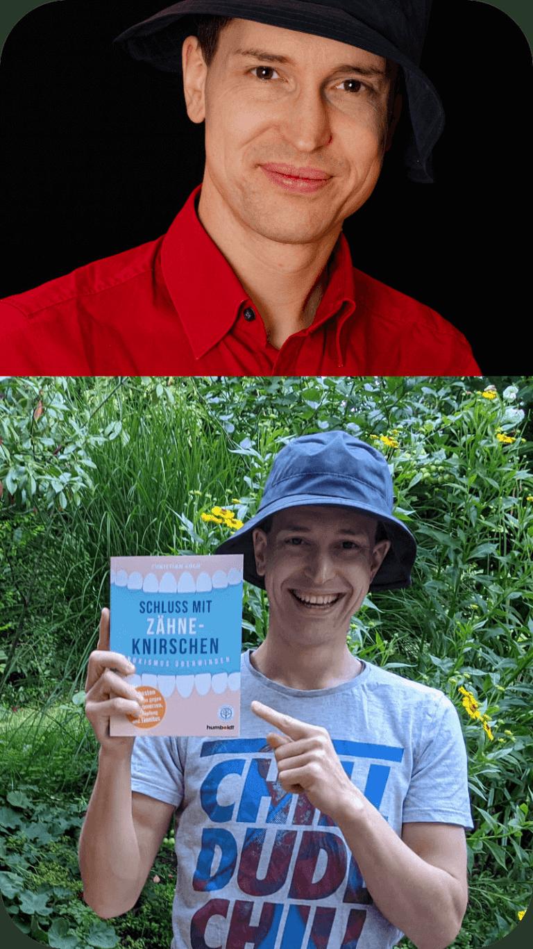 Christian Koch, Autor des Buchs Schluss mit Zähneknirschen und Betreiber des Blogs Modetrend Zähneknirschen