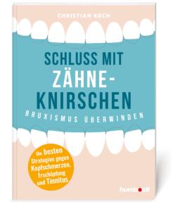 Cover Schluss mit Zähneknirschen