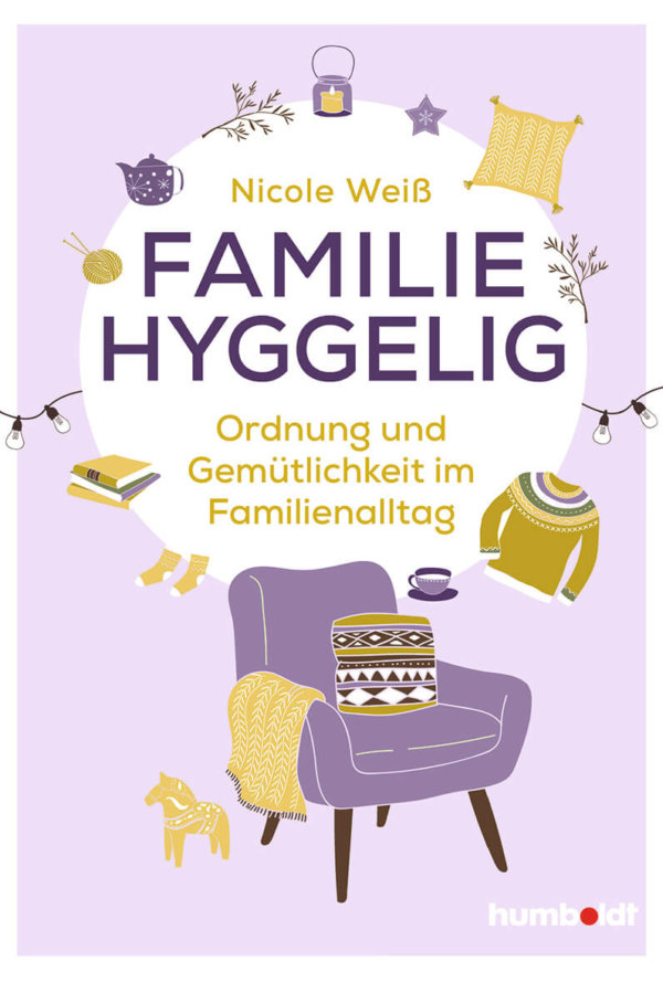 Coverabbildung Nicole Weiß Familie Hyggelig