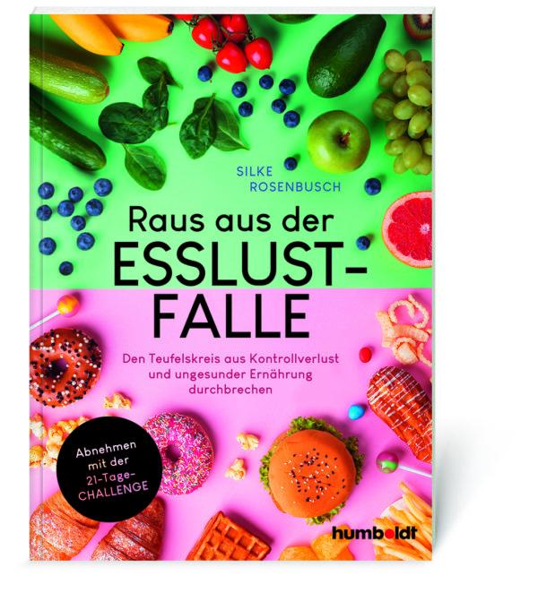 Coverbild Silke Rosenbusch Raus aus der Esslustfalle3D-5-4222-5_M