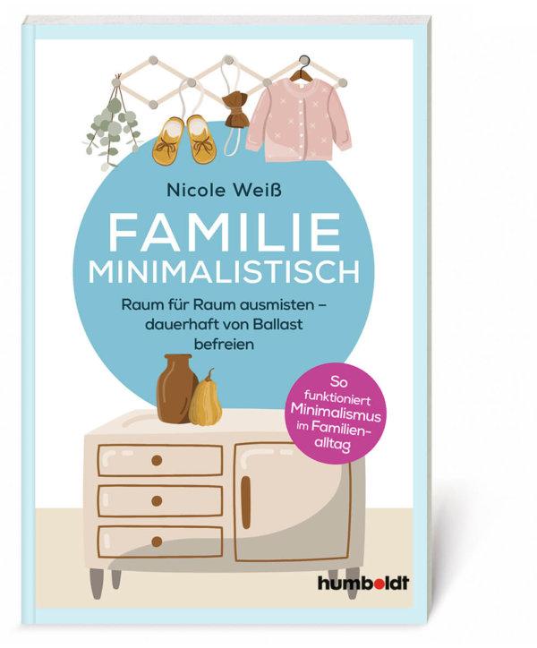 Cover Nicole Weiß Familie minimalistisch